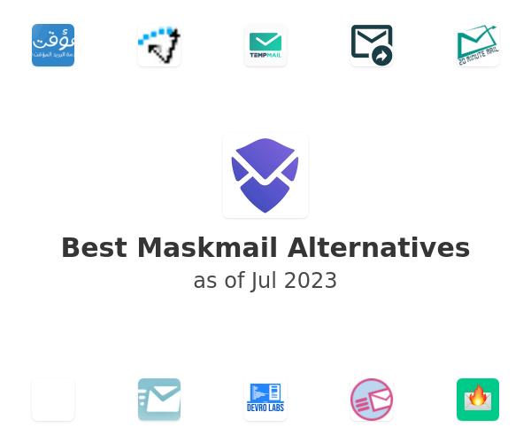 Best Maskmail Alternatives