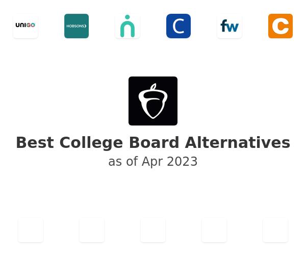 Best College Board Alternatives