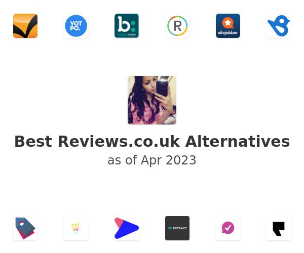 Best Reviews.co.uk Alternatives