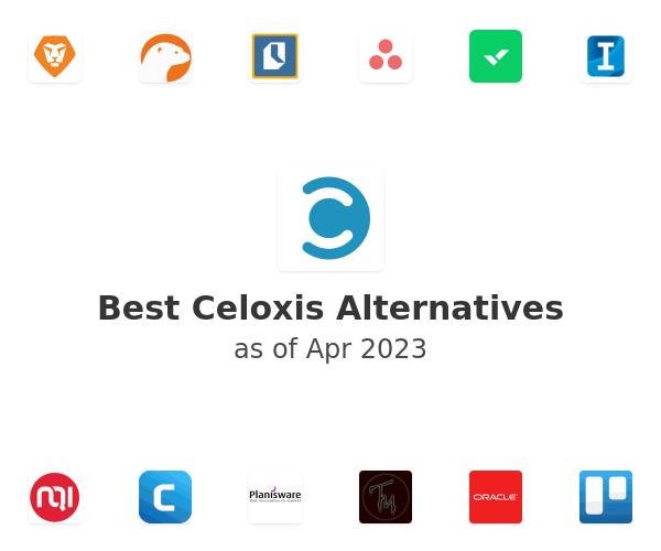 Best Celoxis Alternatives