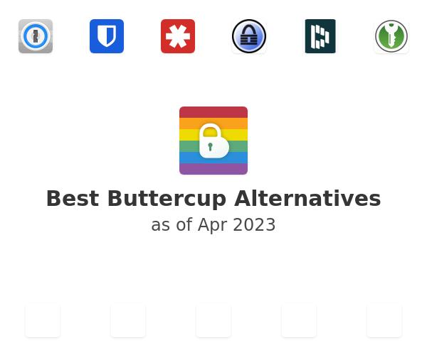 Best Buttercup Alternatives