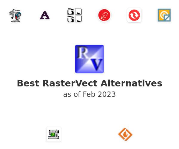 Best RasterVect Alternatives