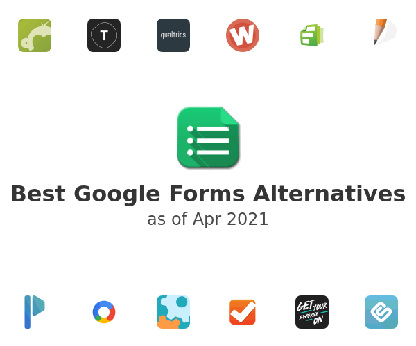 Best Google Forms Alternatives