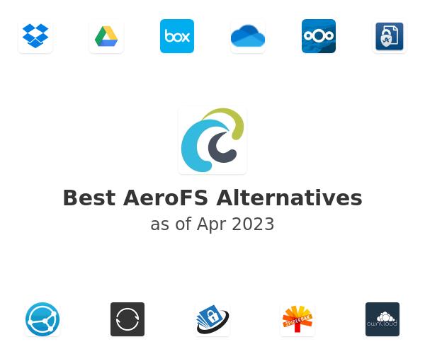 Best AeroFS Alternatives