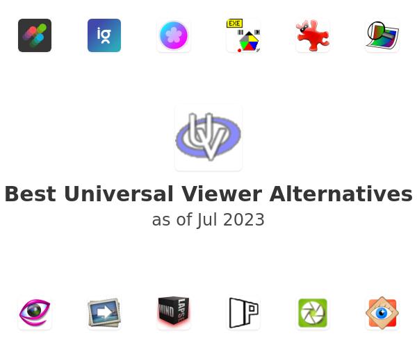 Best Universal Viewer Alternatives