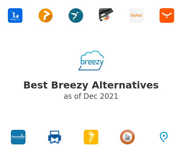 Best Breezy Alternatives