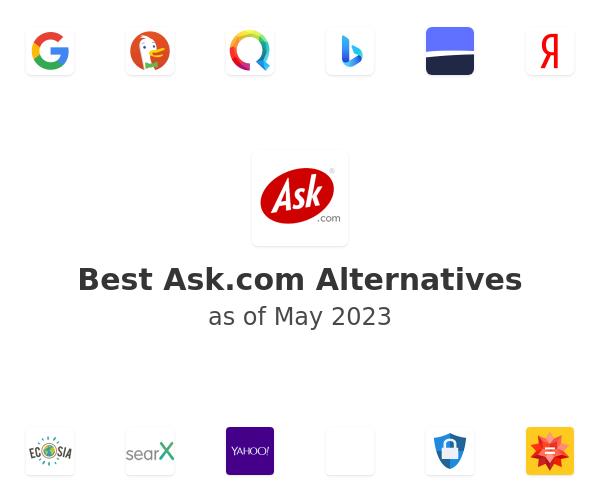 Best Ask.com Alternatives