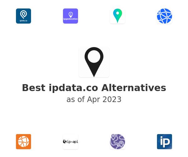 Best ipdata.co Alternatives
