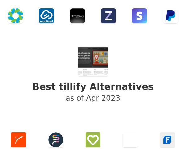 Best tillify Alternatives