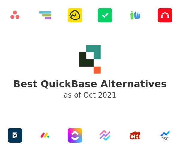 Best QuickBase Alternatives