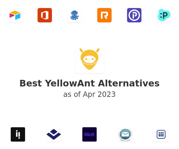 Best YellowAnt Alternatives