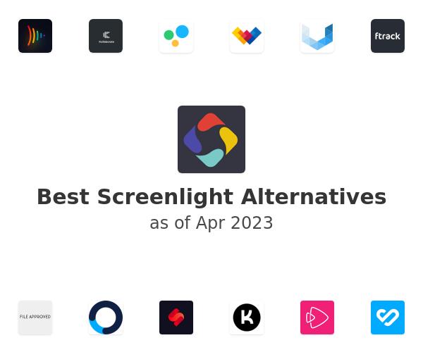 Best Screenlight Alternatives