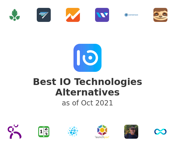 Best IO Technologies Alternatives