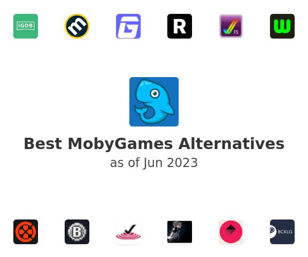 Best MobyGames Alternatives