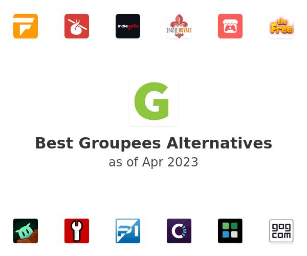 Best Groupees Alternatives