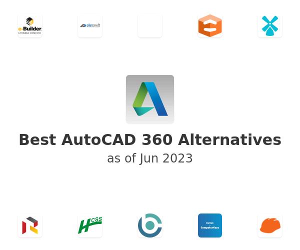 Best AutoCAD 360 Alternatives