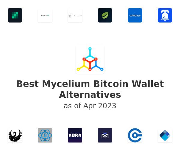 Best Mycelium Bitcoin Wallet Alternatives