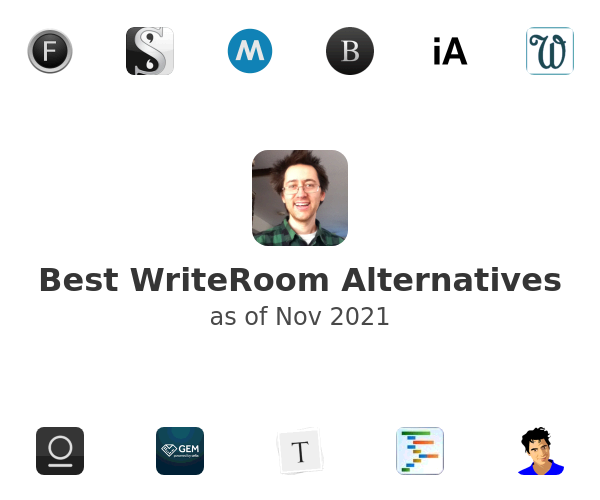 Best WriteRoom Alternatives