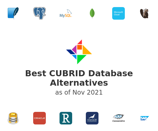Best CUBRID Database Alternatives