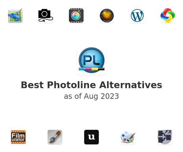 Best Photoline Alternatives