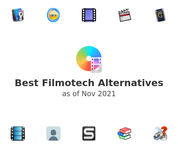 Best Filmotech Alternatives