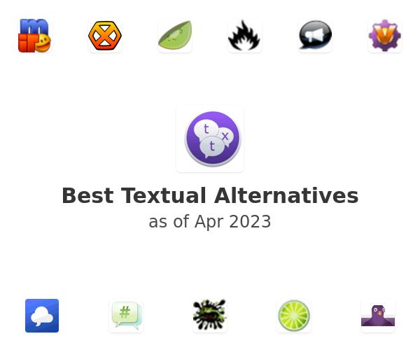 Best Textual Alternatives