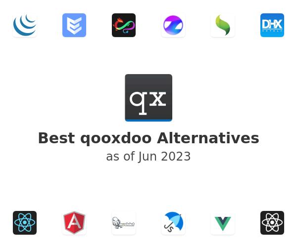 Best qooxdoo Alternatives