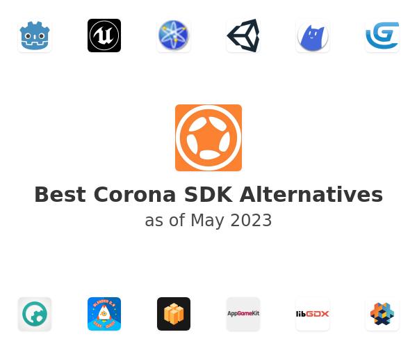 Best Corona SDK Alternatives