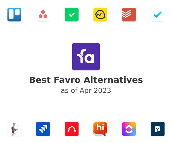 Best Favro Alternatives