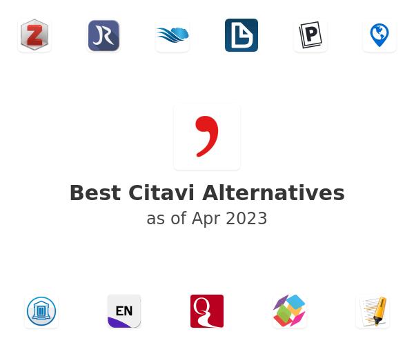 Best Citavi Alternatives
