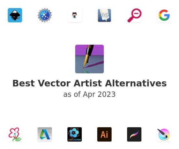 Best Vector Artist Alternatives