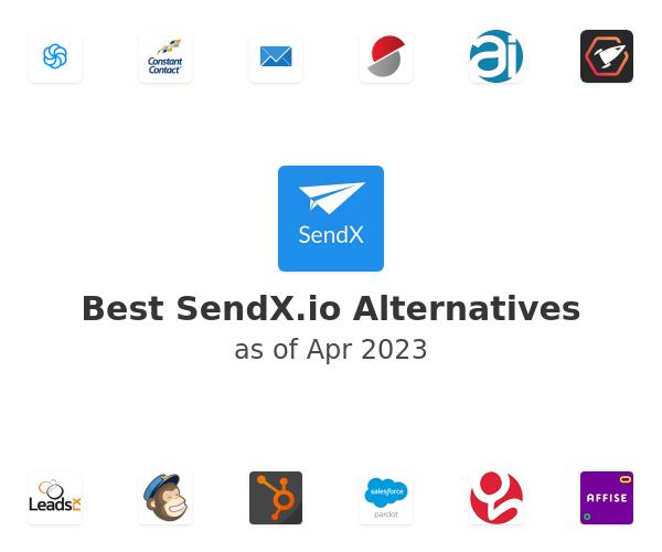 Best SendX.io Alternatives