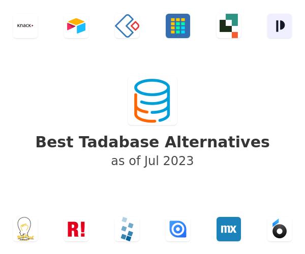 Best Tadabase Alternatives