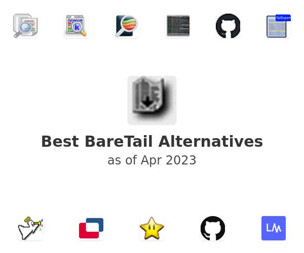 Best BareTail Alternatives