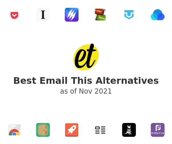 Best Email This Alternatives
