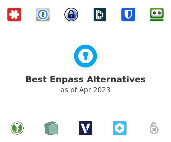 Best Enpass Alternatives
