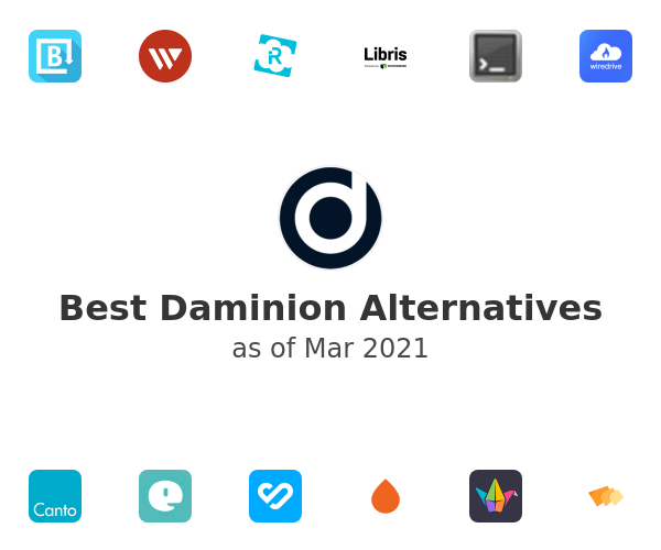 Best Daminion Alternatives