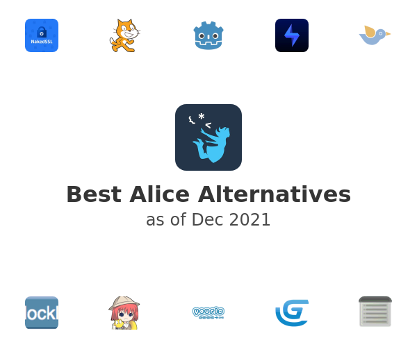 Best Alice Alternatives