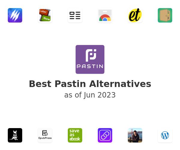 Best Pastin Alternatives