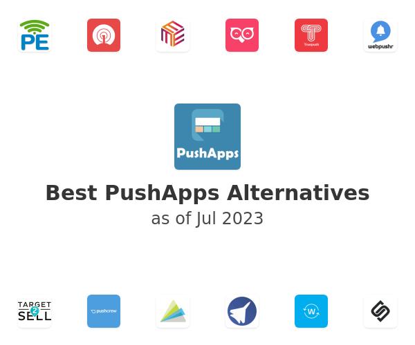 Best PushApps Alternatives