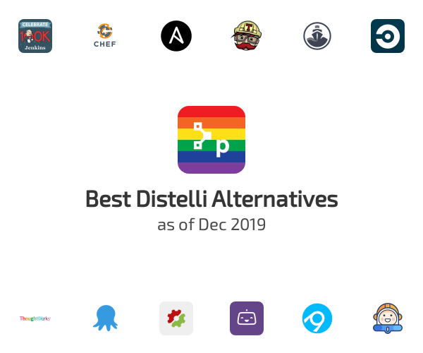 Best Distelli Alternatives