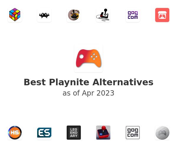 Best Playnite Alternatives