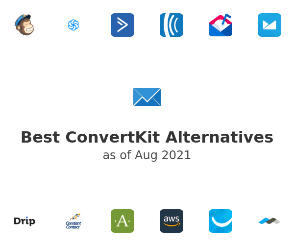 Best ConvertKit Alternatives