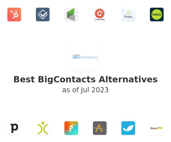 Best Big Contacts Alternatives
