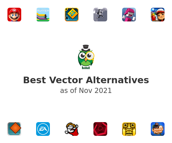Best Vector Alternatives