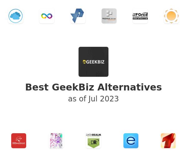 Best GeekBiz Alternatives