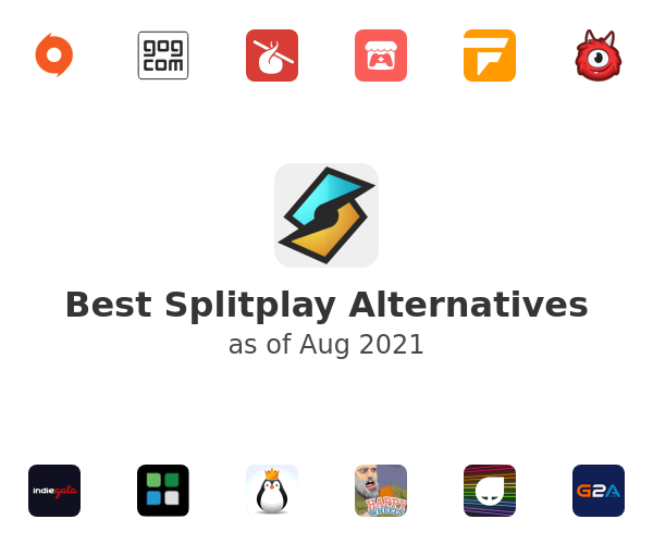 Best Splitplay Alternatives