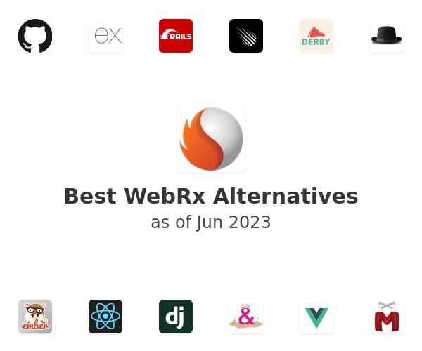 Best WebRx Alternatives