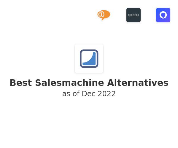 Best Salesmachine Alternatives