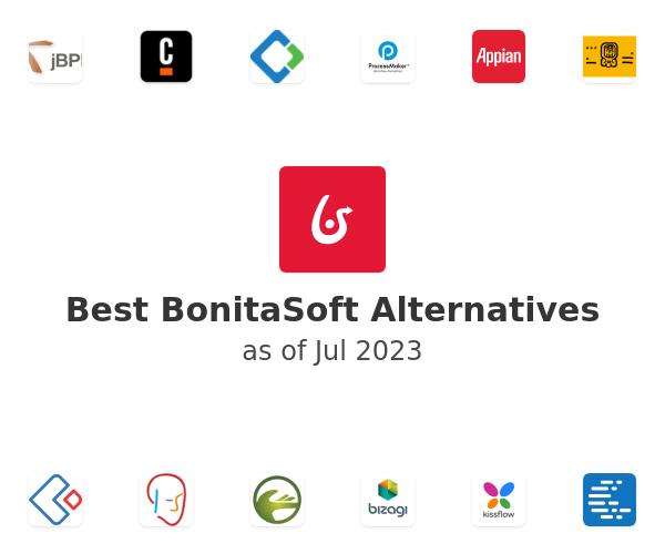 Best Bonita BPM Alternatives